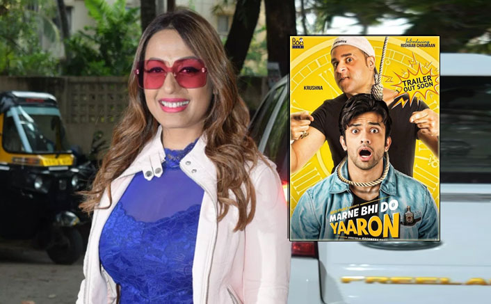 I think funny and write funny: Kashmera Shah on directorial debut