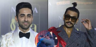 IIFA Awards 2019: Ranveer Singh Is All Praises For Ayushmann Khurrana After Winning The Best Actor Award, WATCH
