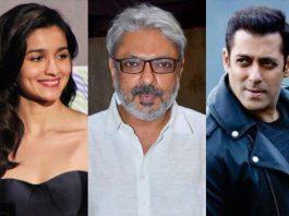 Inshallah: Kiss With Alia Bhatt Was Never An Issue Between Salman Khan & Sanjay Leela Bhansali?