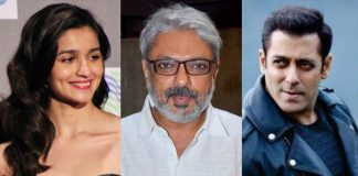 Inshallah: Kiss With Alia Bhatt Was Never An Issue Between Salman Khan & Sanjay Leela Bhansali?