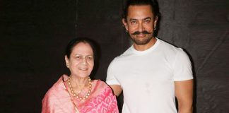 It was midnight kebab cravings for Aamir Khan and his mother!