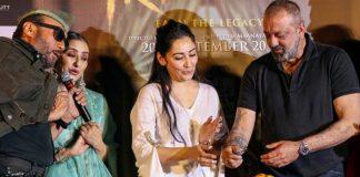Jackie emotional about 'Prassthanam' costars Manisha, Sanjay