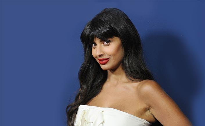 Jameela Jamil learns make-up from social media