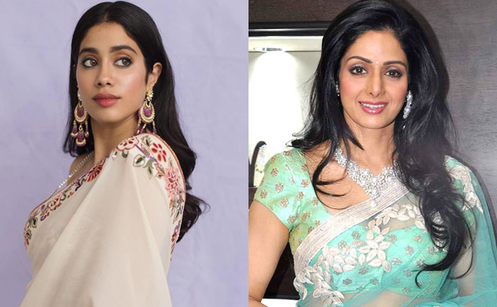 Janhvi Kapoor abides by THIS secret skincare tip shared by her mother Sridevi