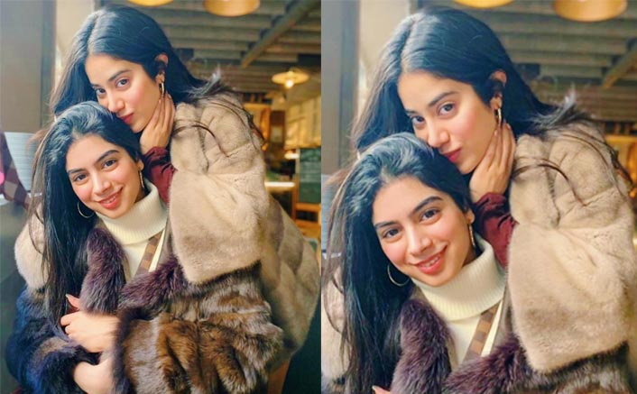 Janhvi Kapoor's Post For Khushi Kapoor As She Jets Off For Further Studies Will Melt Your Heart!