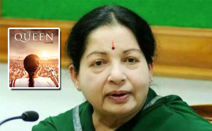 Jayalalithaa's Biopic Queen: War In Family After The Announcement Of Web Series