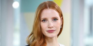 Jessica Chastain recalls watching horror film 'Exorcist'