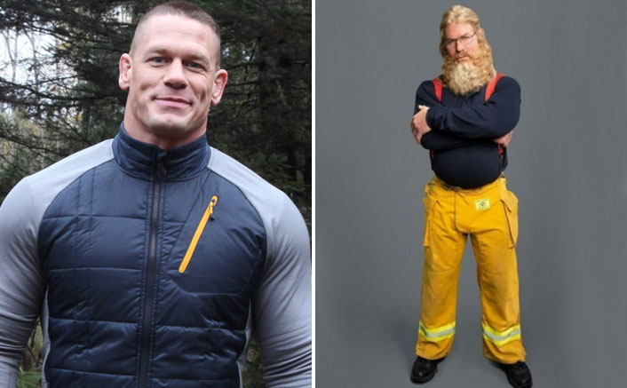 What Is John Cena Up To? WWE Star & Actor Spotted In Prosthetics