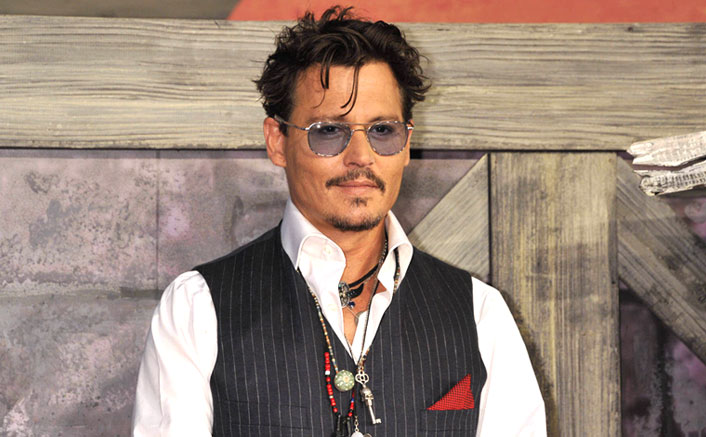 Johnny Depp defends his perfume advertisement
