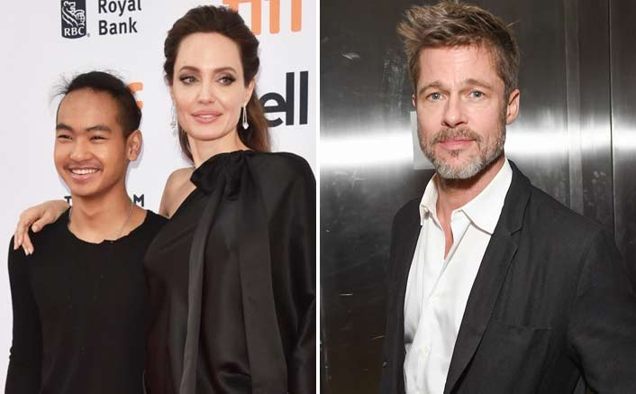 Jolie's son Maddox addresses relationship with Brad Pitt