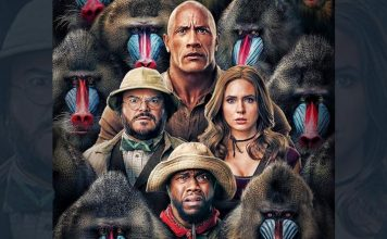 Jumanji: The Next Level Poster: Dwayne Johnson, Kevin Hart Monkey Around In The New Poster