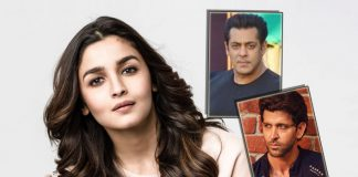 JUST IN! Hrithik Roshan To Replace Salman Khan In Inshallah Opposite Alia Bhatt?