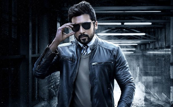 Kaappaan Star Suriya To Do His First Straight Telugu Venture?