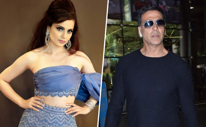 Kangana Ranaut Is All Praises For Akshay Kumar For THIS Reason!
