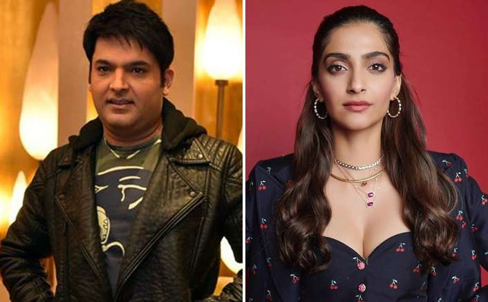 "Kapil Sharma Cracks ""Marriage Joke"" On Sonam Kapoor, Her Epic Comeback Will Leave You In Splits. Watch!"