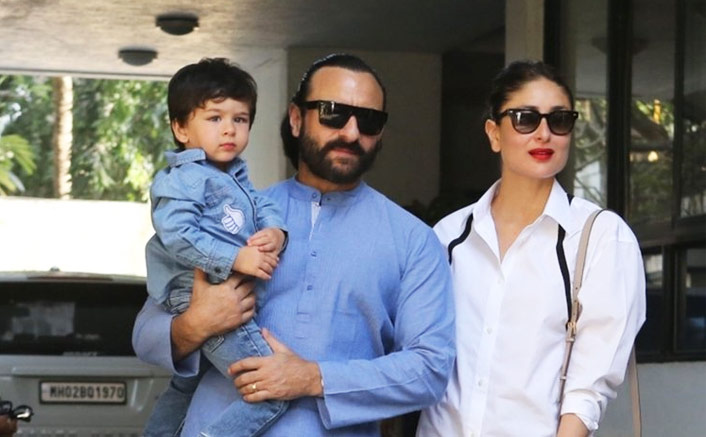 VIDEO: Kareena Kapoor Khan Imitates Taimur Ali Khan & It's The Cutest Thing You'll See Today