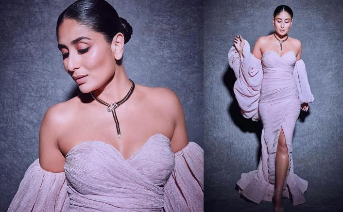 Kareena looks enchanting in figure hugging dress