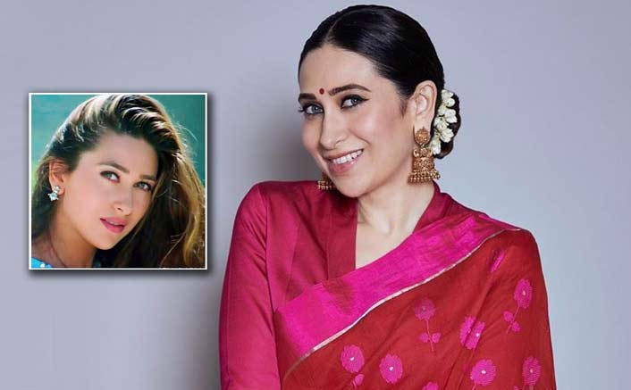 Karisma Kapoor has fans guessing with a throwback pic