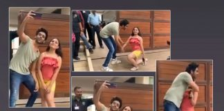 Kartik Aaryan's female fan proposes to him on one knee