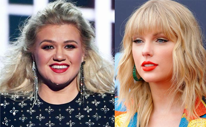 Kelly Clarkson Is Opening Up About Her Stand On Taylor Swift's Feud With Scooter Braun!