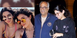 Khushi Kapoor Bids Goodbye To Friends As She Flies To Abroad For Further Studies; Shanaya Kapoor Is Already Missing Her