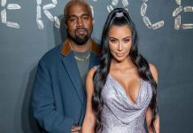 Kim Kardashian shares West's personal message on TV