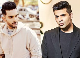 KJo's personal wardrobe finds place in Angad's film