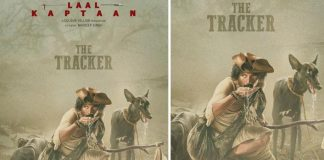 Laal Kaptaan: First Look Poster Of Deepak Dobriyal As A Tracker From The Saif Ali Khan Starrer