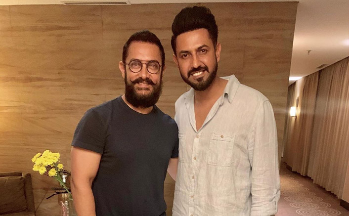 Lal Singh Chaddha: Aamir Khan Receives A Special Gift From Punjabi Star Gippy Grewal - Deets Inside