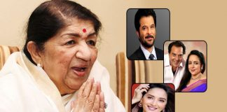 Happy Birthday Lata Mangeshkar: From Anil Kapoor To Shreya Ghoshal, Bollywood Celebs Wish The Legendary Singer