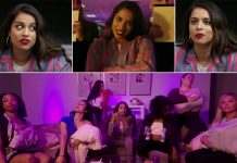 Lilly Singh Introduces her show A Little Late With Lilly Singh by spitting some rhymes
