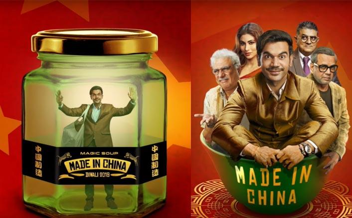 Made In China First Look Out: Rajkummar Rao-Mouni Roy Starrer To Clash With Akshay Kumar's Housefull 4 & Saand Ki Aankh