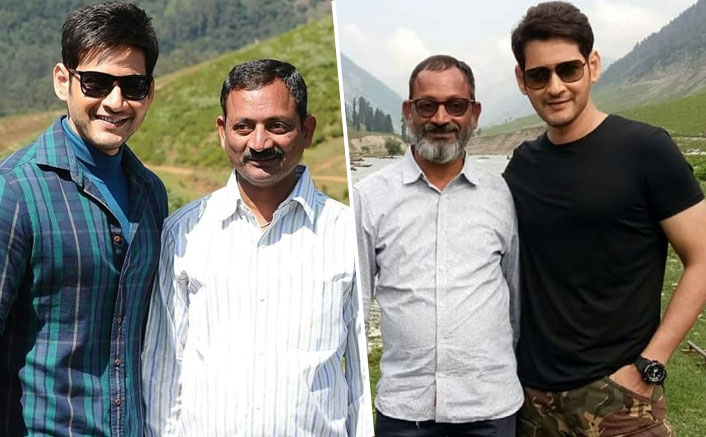 Mahesh Babu pens down a heartwarming post for his sound recordist is the most adorable thing on the Internet