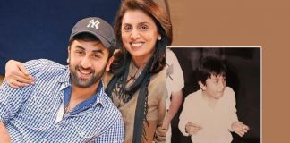 Mamma's Boy: Neetu Kapoor Shares Ranbir Kapoor's Child Hood Pictures Along With A Cute Note