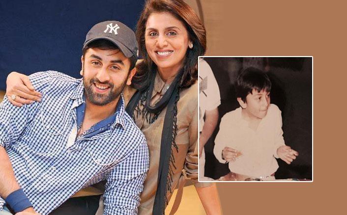 On Ranbir Kapoor's Birthday, Mommy Neetu Kapoor Shares Unmissable Throwback Photos