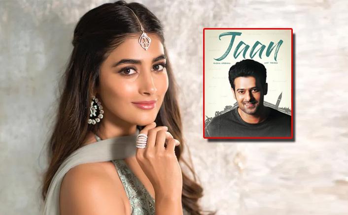 Jaan: Pooja Hegde To Play School Teacher In Prabhas Starrer?