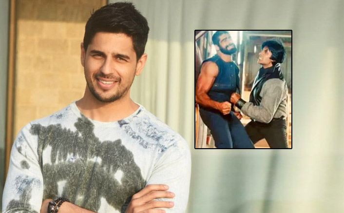 Marjaavaan: Sidharth Malhotra Has This To Say When Compared With Amitabh Bachchan's 80s Action Heroes, WATCH