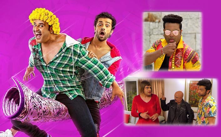 Marne Bhi Do Yaaron Trailer: Krushna Abhishek And Kashmera Shah Promise Us Madness With Their Upcoming Film