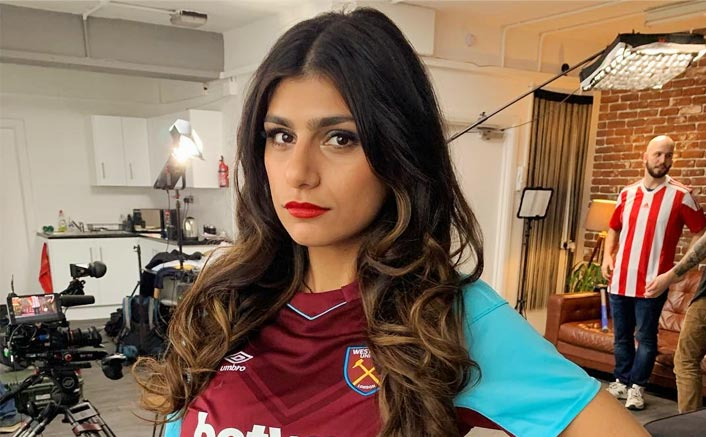 When Mia Khalifa Said She Will Never Step Her Foot Her India; Read More
