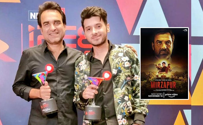 Mirzapur Men Pankaj Tripathi & Divyendu Sharma Celebrate Winning Awards Through This Hilarious Twitter Conversation