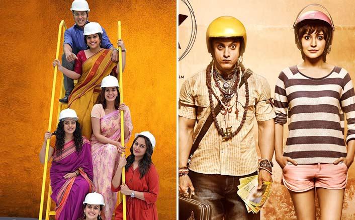 Mission Mangal Box Office: Surpasses Profits Of Aamir Khan's PK & 3 Others!
