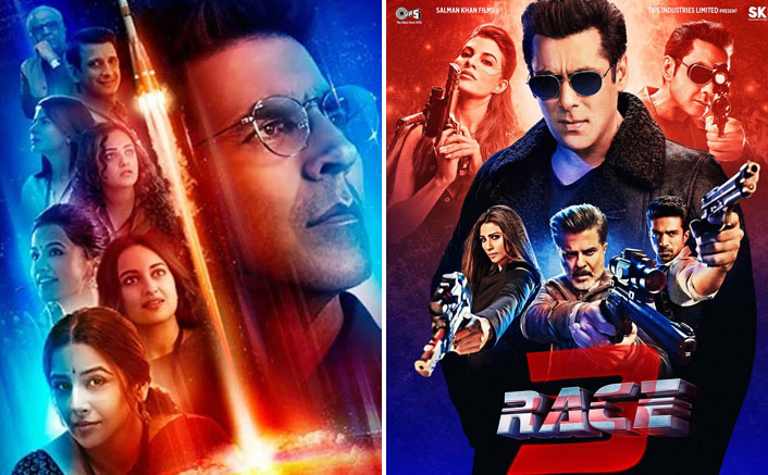 Mission Mangal Box Office (Worldwide): With Over 274 Crores BEATS Salman Khan's Race 3