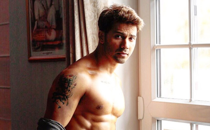 Monday Motivation: Varun Dhawan's Chiseled Body & Abs Will Encourage You To Hit The Gym