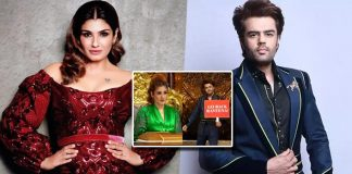 Nach Baliye 9: Raveena Tandon & Maniesh Paul Indulge In A BIG FIGHT, Throws Mike On The Stage