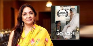 Neena Gupta bags Best Actress award at film fest in Boston