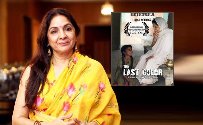 Neena Gupta bags Best Actress award at film fest in Boston