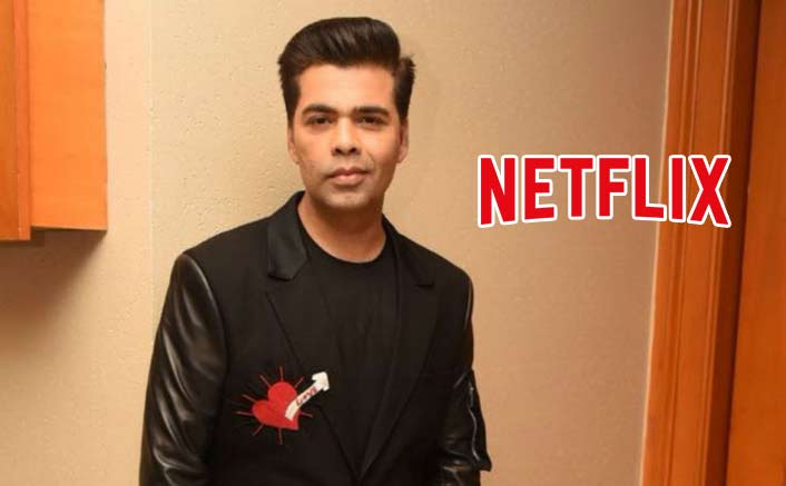 Karan Johar & Netflix Announce Their GIANT Collaboration; It's Going To Be P.H.A.T - Pretty, Hot And Tempting!