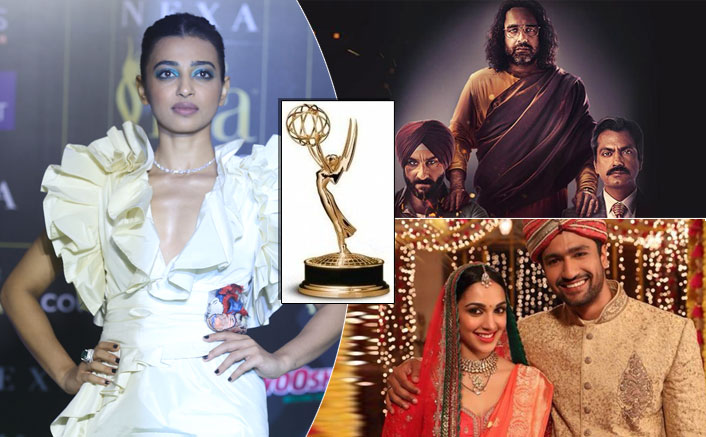Netflix's Sacred Games, Lust Stories and Radhika Apte Nominated For International Emmy Awards; Creates History