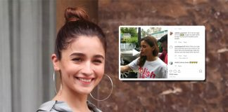 Netizens Slam Alia Bhatt For Misbehaving With Her Bodyguards!