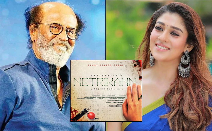 Netrikann: Nayanthara's Next Goes On Floors With Blessings Of Megastar Rajinikanth